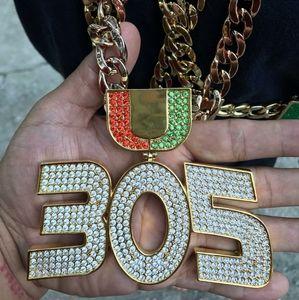 305 Turnover pendant